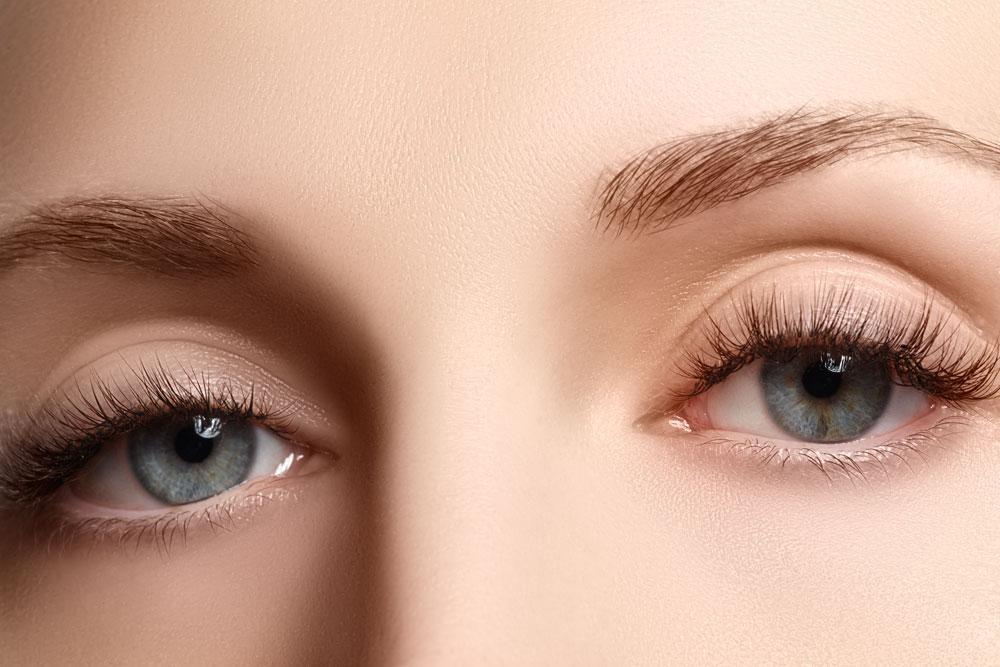 occhi in giù makeup