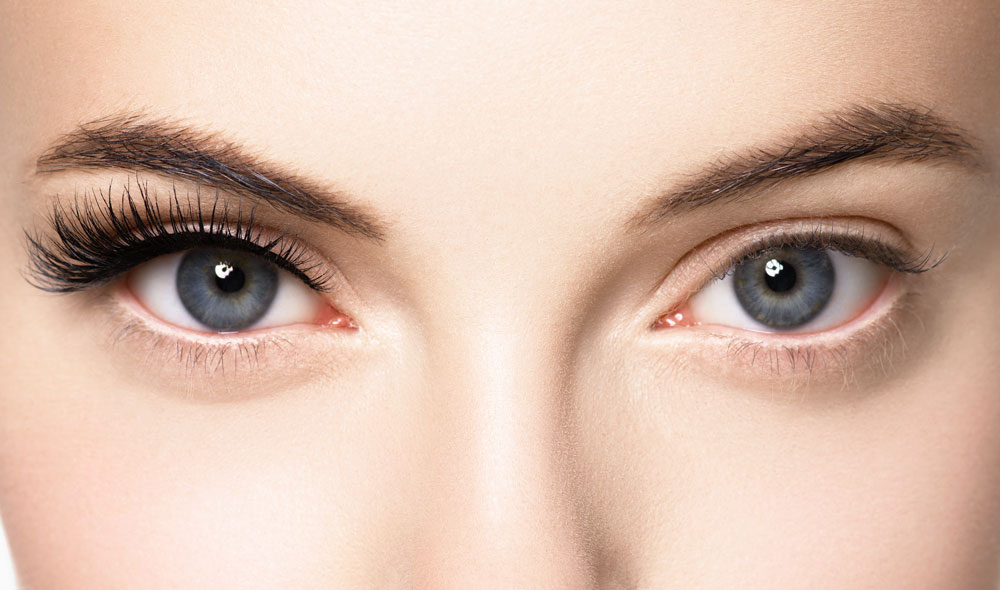 occhi in su makeup