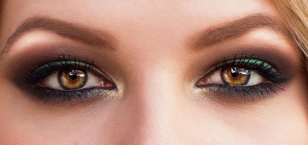 occhi mandorla makeup