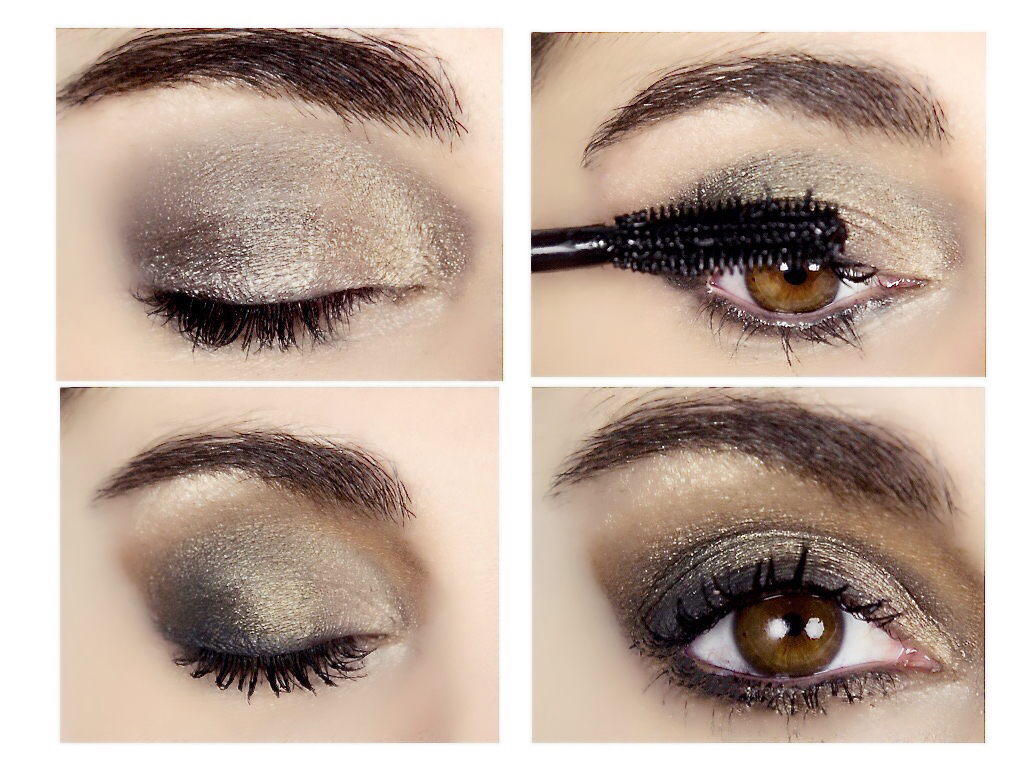 smokey eyes bronzo 2